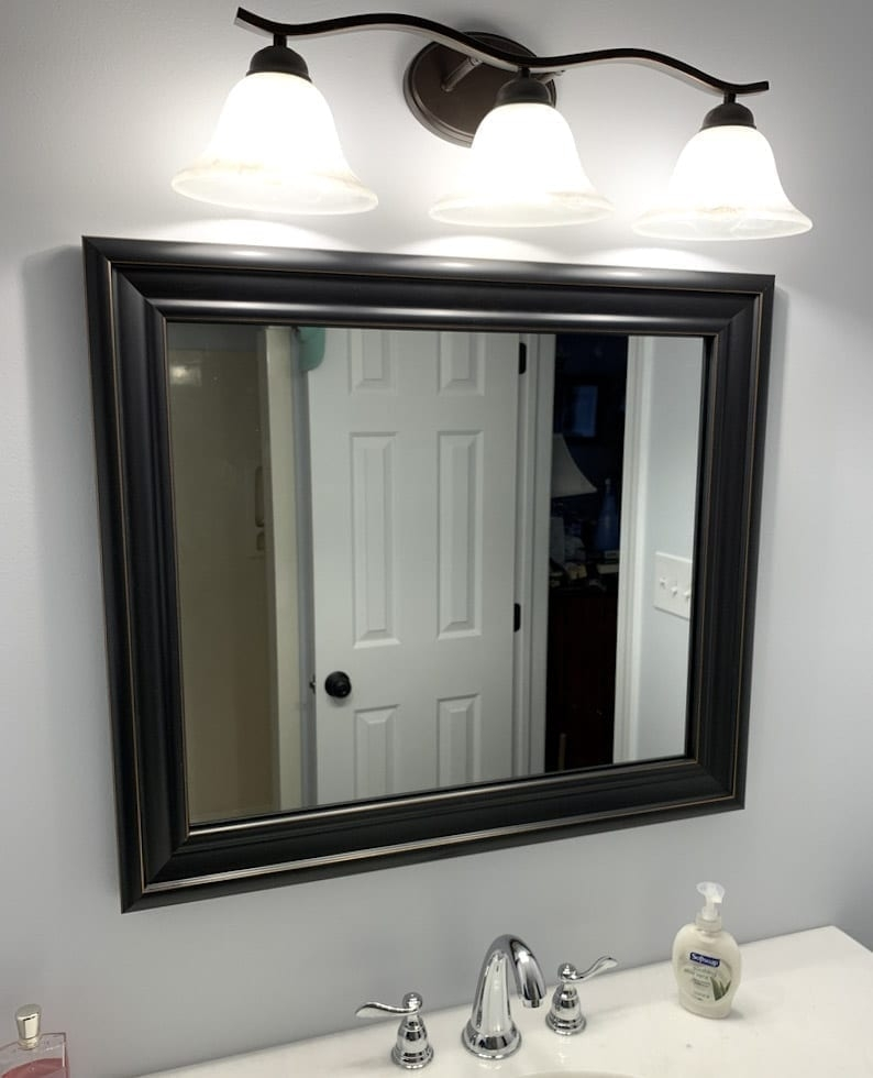 Humbolt Black and Copper - Add A Frame®