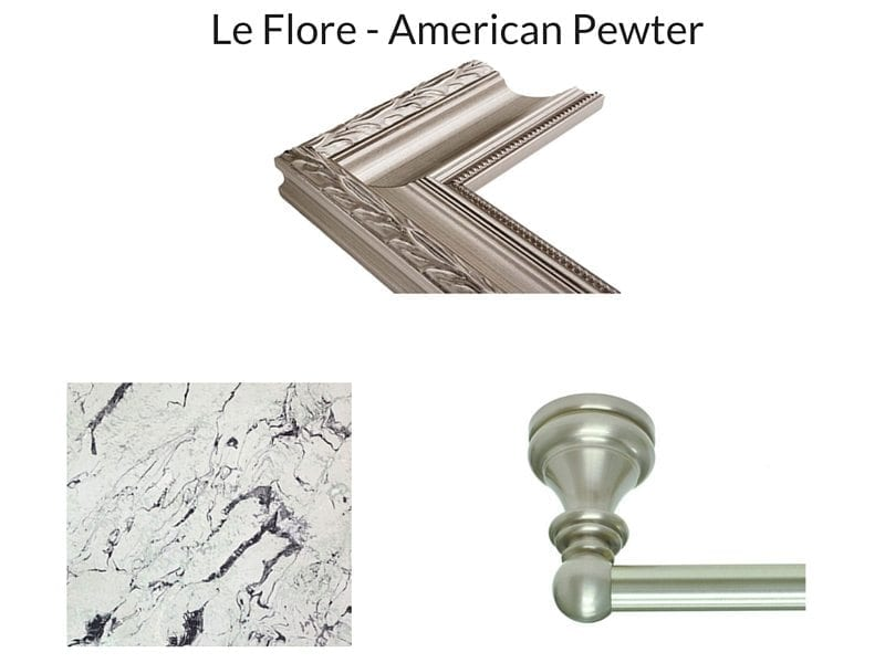 le flore add a frame style board