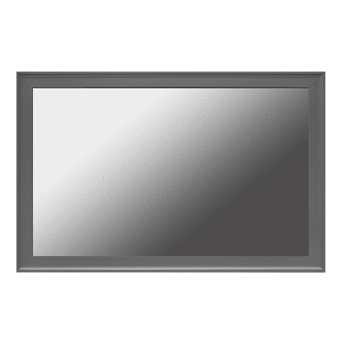 Morgan Dark Grey Frame My Mirror