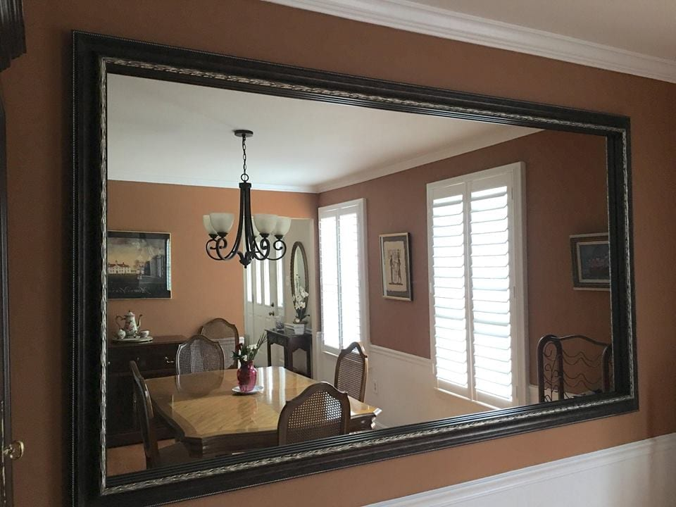Fmm Customer Photo Of A Bronze Frame In A Dining From