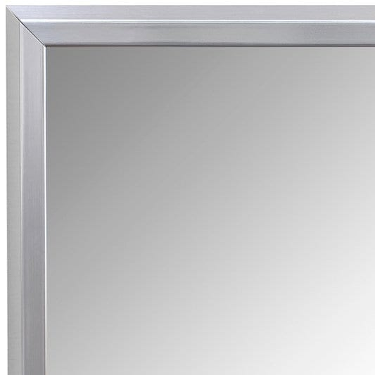 Perry (Silver) | Frame My Mirror