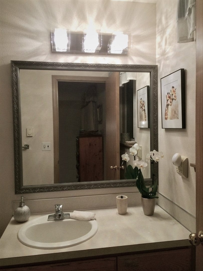 Val Verde American Pewter - Add A Frame®